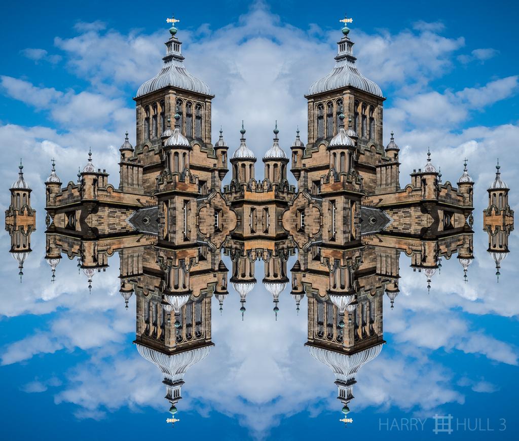 Edinburgh fantasy #1 (Mandala-HH3-150801-6435F-Edit)