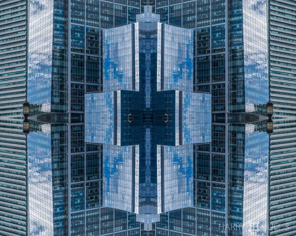 Urban crystallography (Mandala-HH3-150922-6727F-Edit-2)